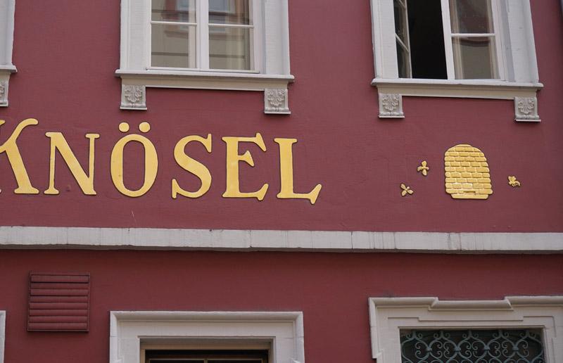 Café Knösel, Heidelberg