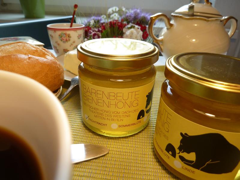 Honig ist ein echtes Naturprodukt