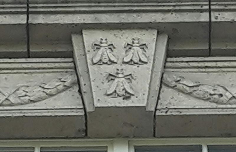 Berlin-Dahlem, Arndt-Gymnasium, Königin-Luise-Straße